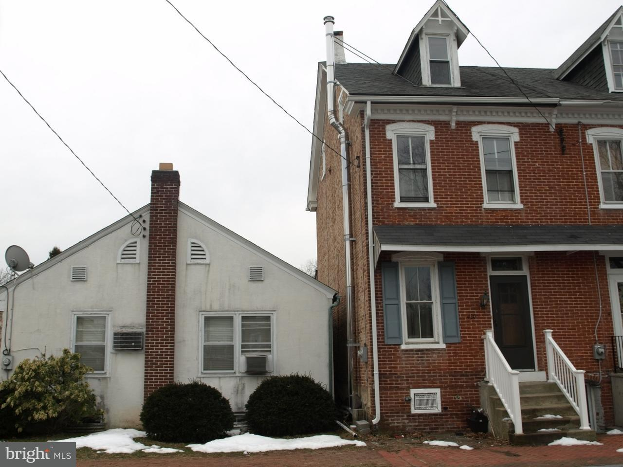 Townhouse for Rent at 430 RHOADS Avenue Boyertown, Pennsylvania 19512 United States