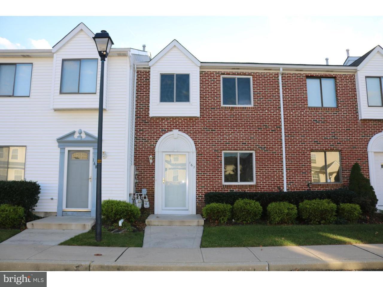 联栋屋 为 出租 在 167 YORKTOWN BLVD Hammonton, 新泽西州 08037 美国