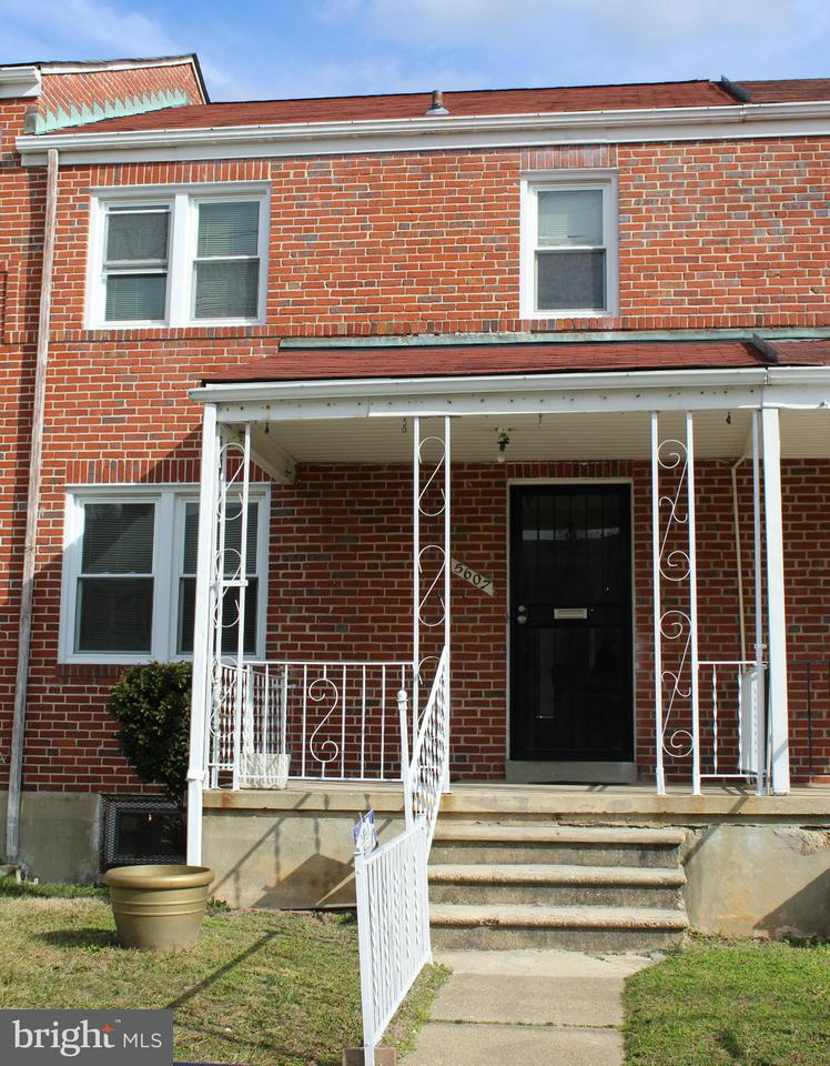 Single Family for Sale at 5607 Purdue Ave Baltimore, Maryland 21239 United States