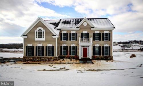 Частный односемейный дом для того Продажа на 10518 Baltimore National Pike 10518 Baltimore National Pike Myersville, Мэриленд 21773 Соединенные Штаты