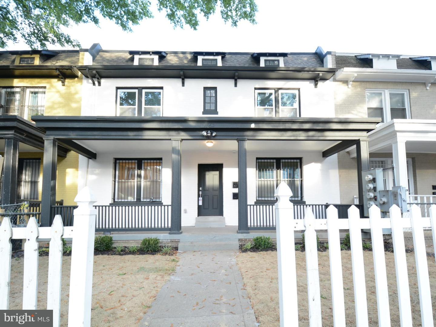 Single Family for Sale at 1662 West Virginia Ave NE #4 Washington, District Of Columbia 20002 United States