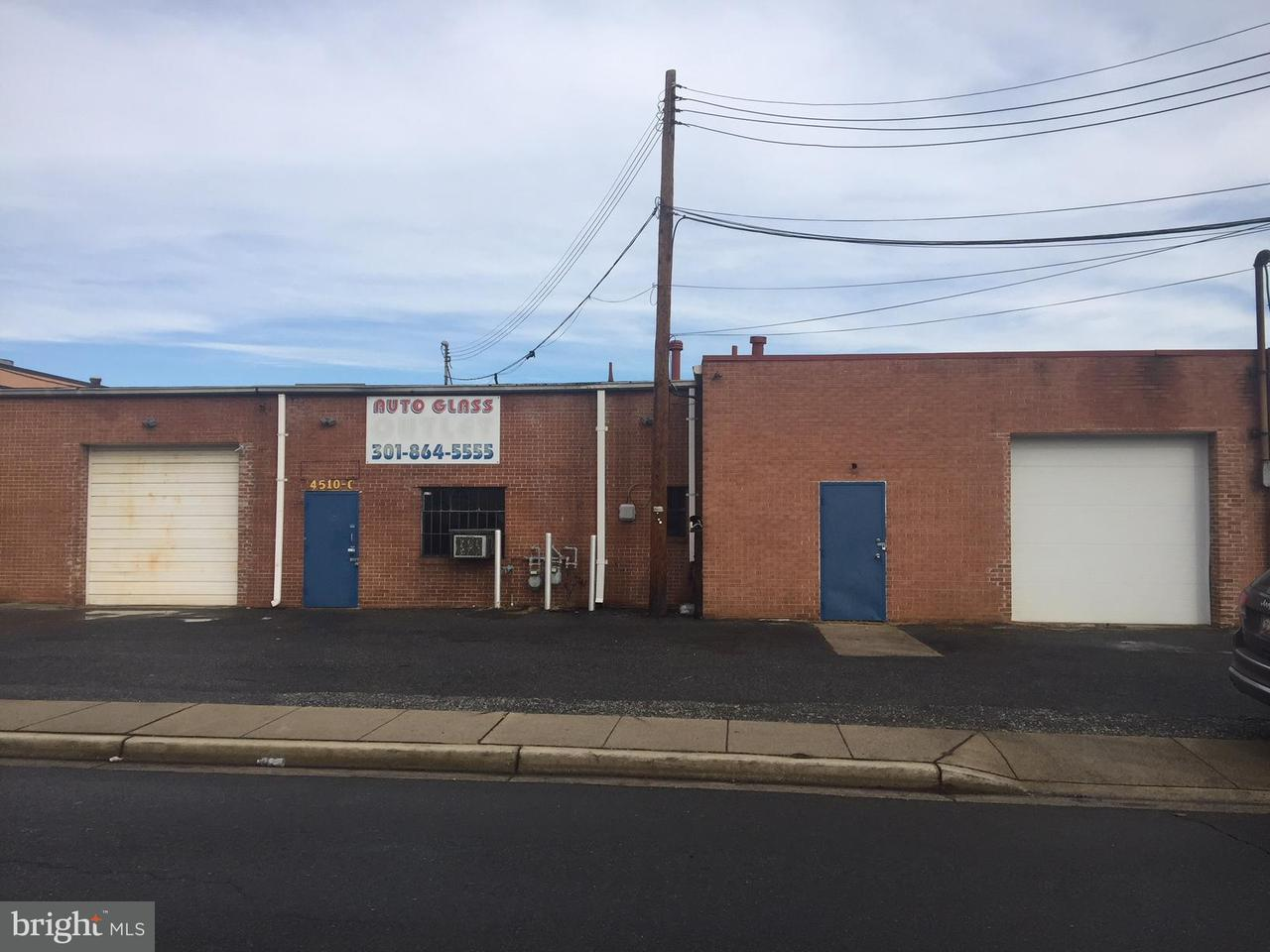 Commercial for Sale at 4510 Emerson Street 4510 Emerson Street Hyattsville, Maryland 20781 United States