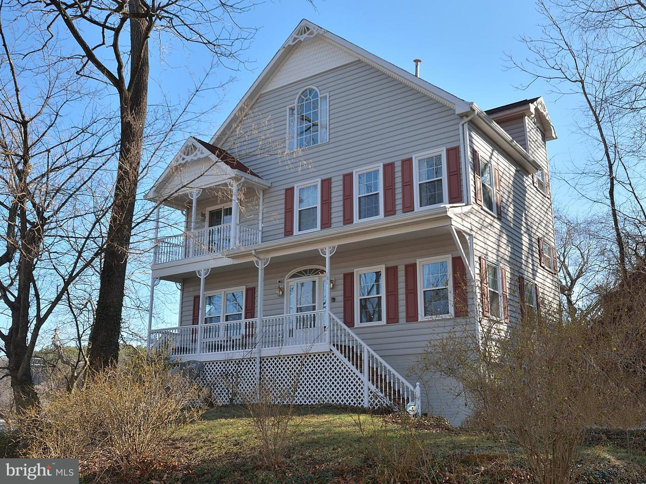 Maison unifamiliale pour l Vente à 131 Washington Street 131 Washington Street Occoquan, Virginia 22125 États-Unis