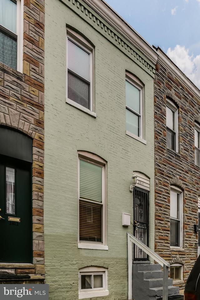 Single Family for Sale at 2814 Miles Ave Baltimore, Maryland 21211 United States