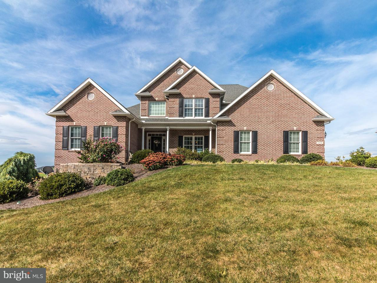 Single Family for Sale at 6938 St Annes Dr Fayetteville, Pennsylvania 17222 United States