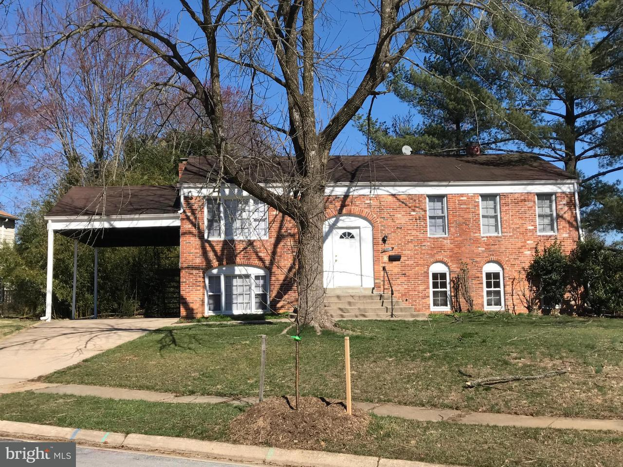 Other Residential for Rent at 7001 Blue Bird Ct Lanham, Maryland 20706 United States
