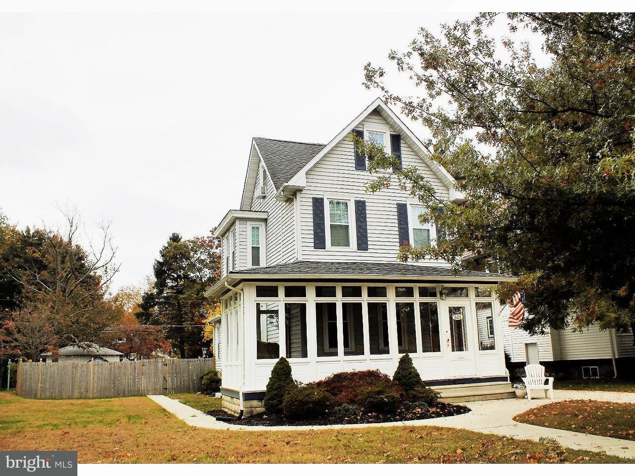 Casa para uma família para Locação às 603 WASHINGTON Avenue Palmyra, Nova Jersey 08065 Estados Unidos