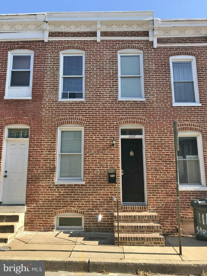 Other Residential for Rent at 1111 Sterrett St Baltimore, Maryland 21230 United States