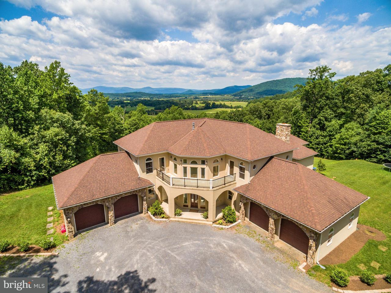 Single Family for Sale at 9637 Ada Rd Marshall, Virginia 20115 United States