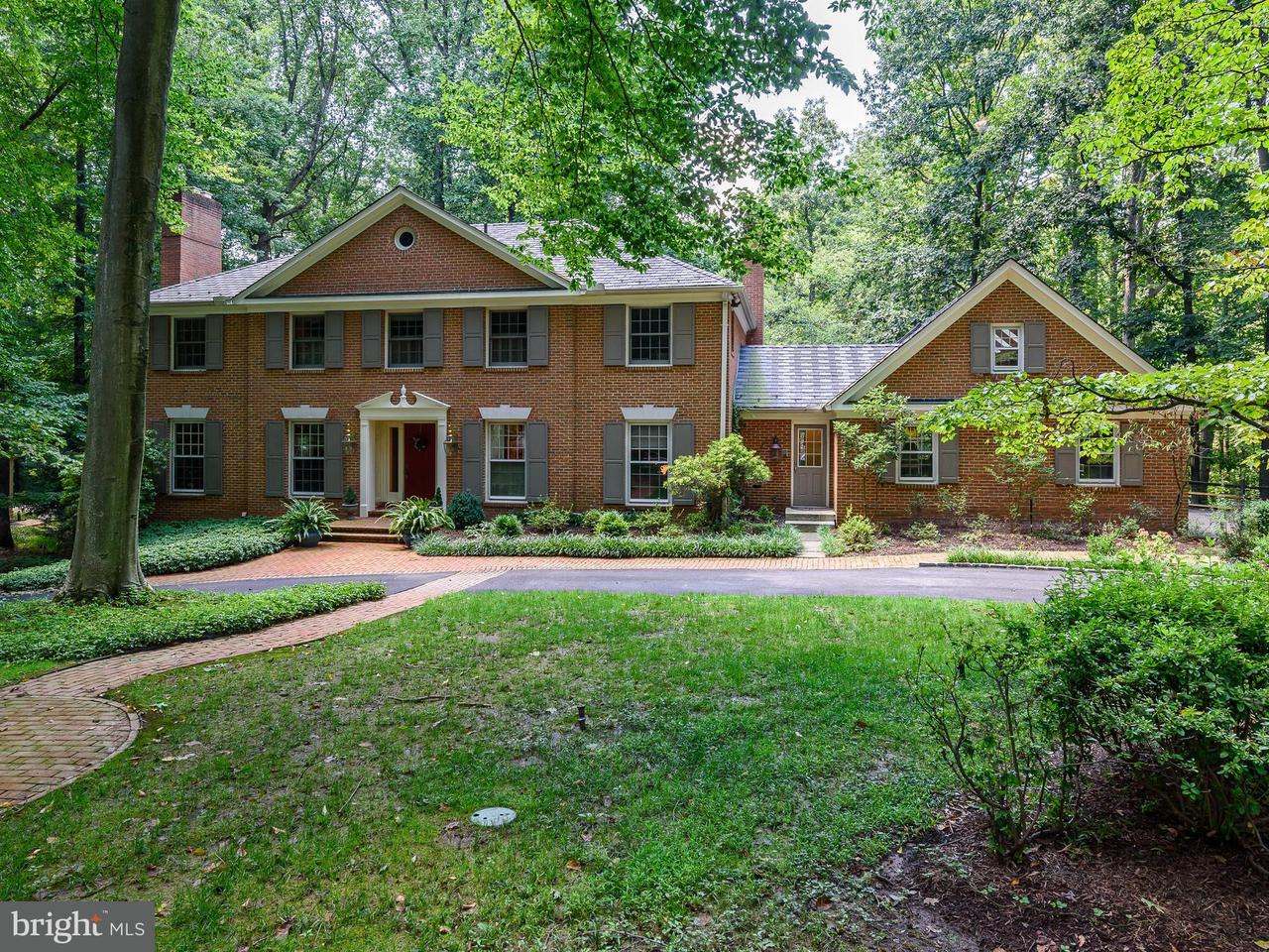 Single Family for Sale at 9200 Falls Bridge Ln Potomac, Maryland 20854 United States