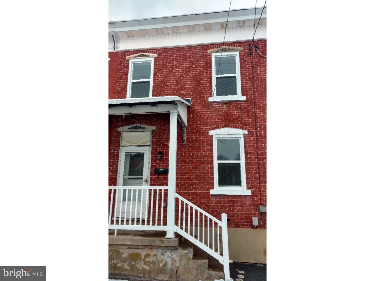 Casa unifamiliar adosada (Townhouse) por un Alquiler en 231 N WALBORN Avenue Orwigsburg, Pennsylvania 17961 Estados Unidos