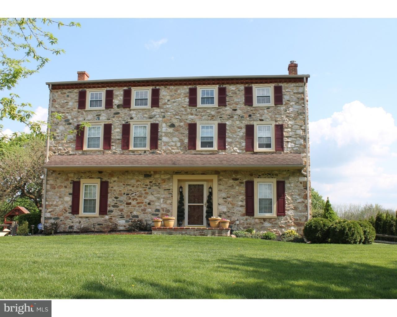 Maison unifamiliale pour l Vente à 11 CAVERSHAM Drive West Grove, Pennsylvanie 19390 États-Unis