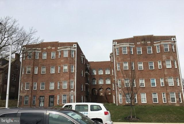 Single Family for Sale at 3306 Hilton St #103 Baltimore, Maryland 21216 United States