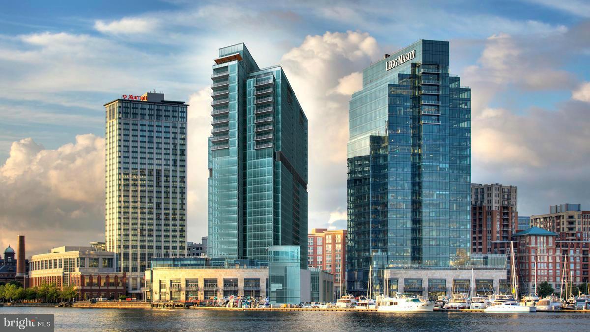 Appartement voor Verkoop een t 200 International Dr #2301 200 International Dr #2301 Baltimore, Maryland 21202 Verenigde Staten