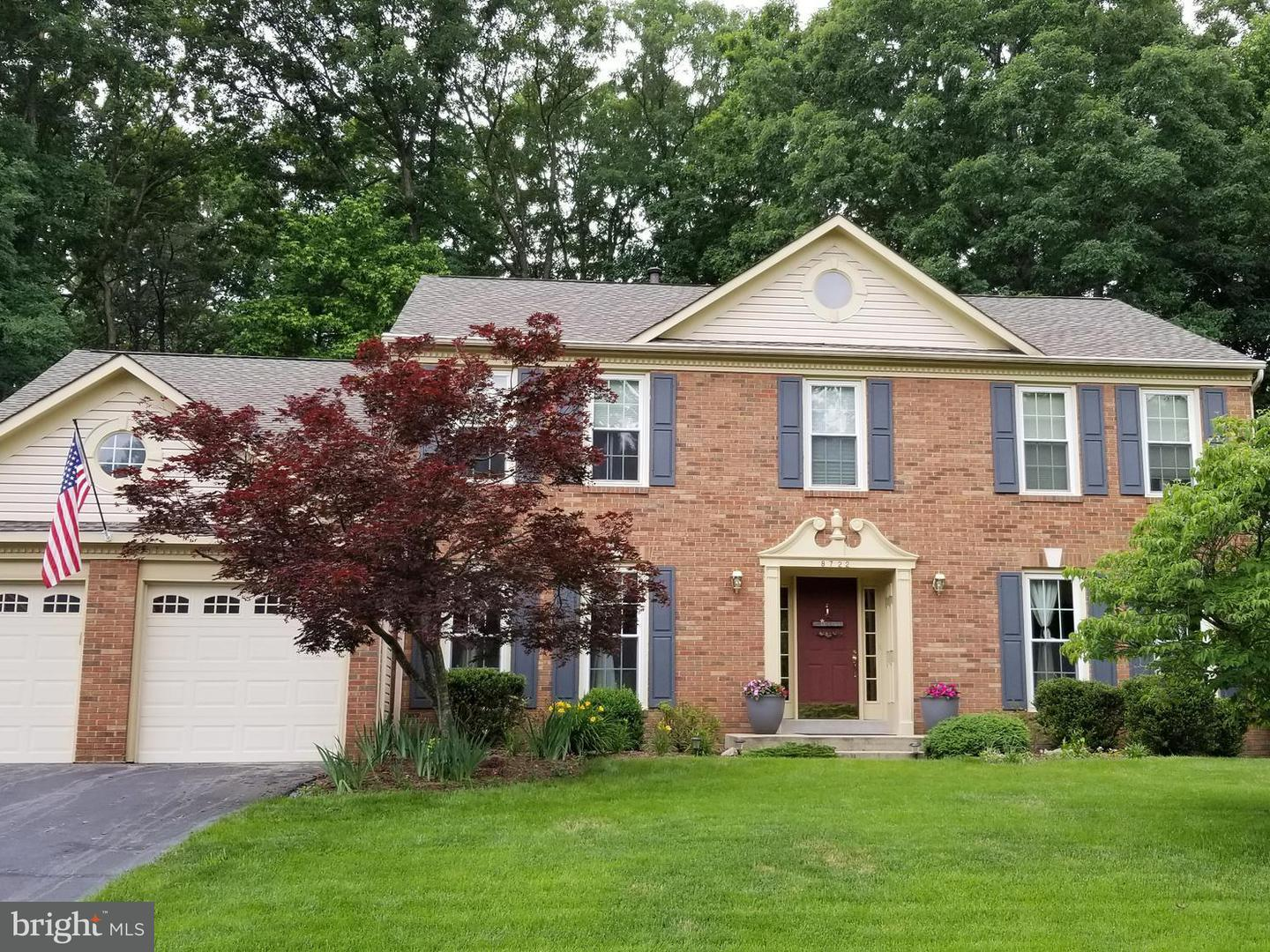 Other Residential for Rent at 8722 Foxhall Ter Fairfax Station, Virginia 22039 United States