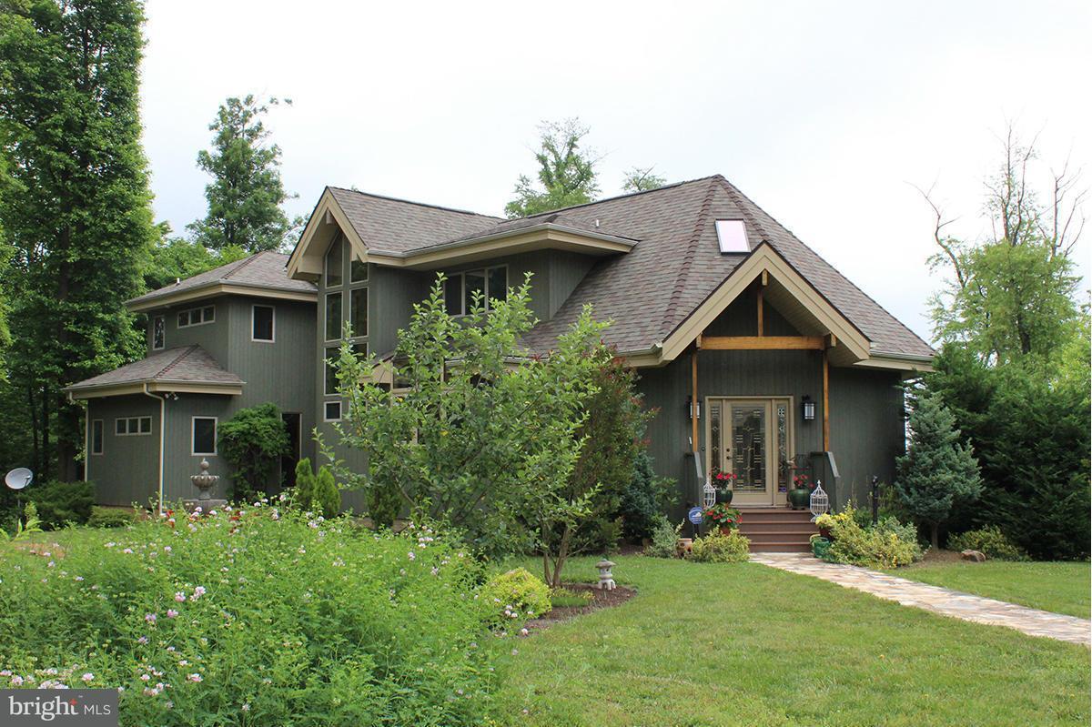 Einfamilienhaus für Verkauf beim 13383 Appalachian Overlook Drive 13383 Appalachian Overlook Drive Linden, Virginia 22642 Vereinigte Staaten