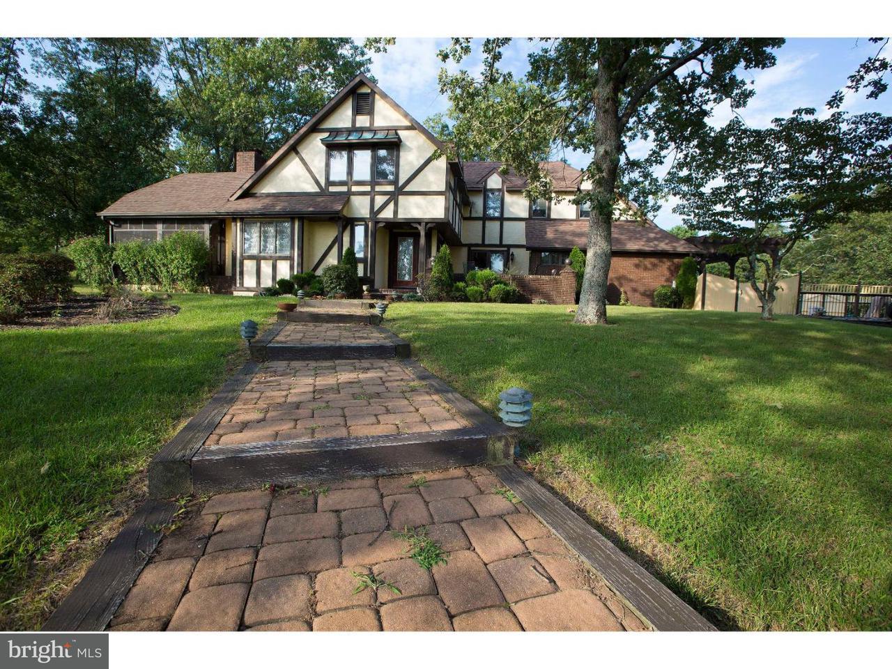 独户住宅 为 销售 在 6173 BLACK HORSE PIKE Mays Landing, 新泽西州 08330 美国在/周边: Hamilton Township
