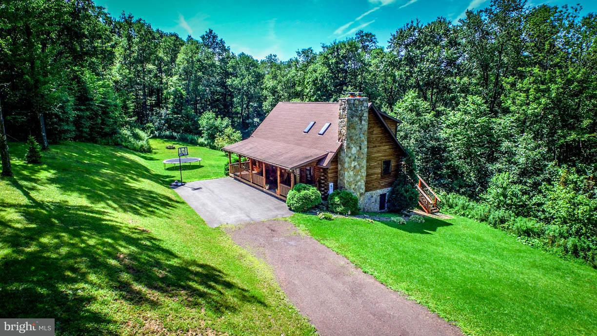 Photo of home for sale at 494 Moonlight Drive, Grantsville MD