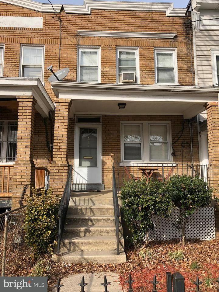 Other Residential for Rent at 314 Channing St NE Washington, District Of Columbia 20002 United States