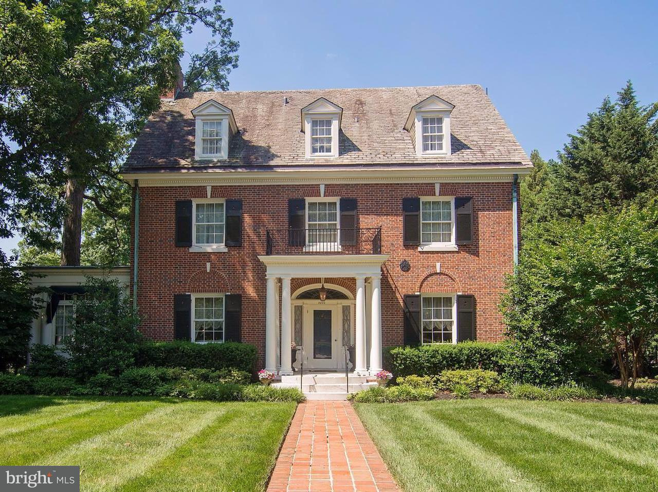Einfamilienhaus für Verkauf beim 4204 Greenway 4204 Greenway Baltimore, Maryland 21218 Vereinigte Staaten