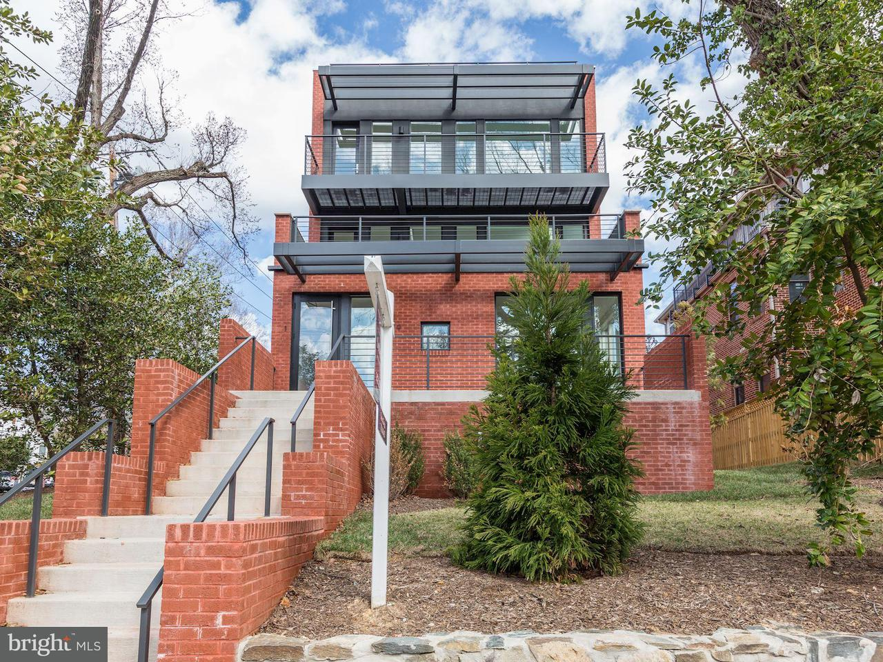 Condominium for Sale at 4529 Macarthur Blvd NW #1 Washington, District Of Columbia 20007 United States