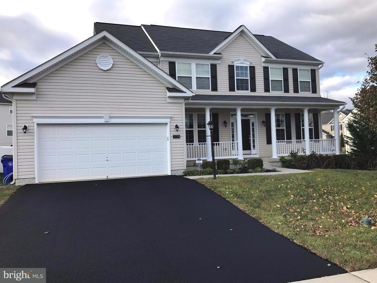 独户住宅 为 销售 在 1710 Fletchers Drive 1710 Fletchers Drive Point Of Rocks, 马里兰州 21777 美国