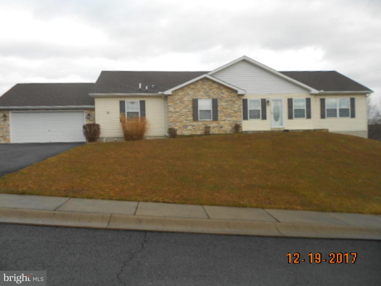 Casa Unifamiliar por un Venta en 107 HILLSIDE VISTA Drive Pine Grove, Pennsylvania 17963 Estados Unidos
