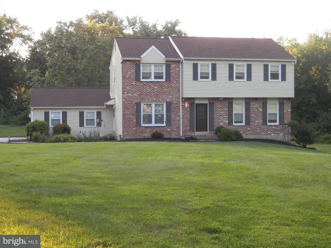 Maison unifamiliale pour l Vente à 60 COLONIAL Circle Thornton, Pennsylvanie 19373 États-Unis