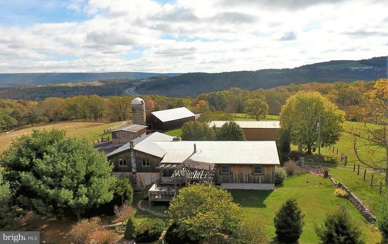 Farm for Sale at 1064 River Rd N Baker, West Virginia 26801 United States