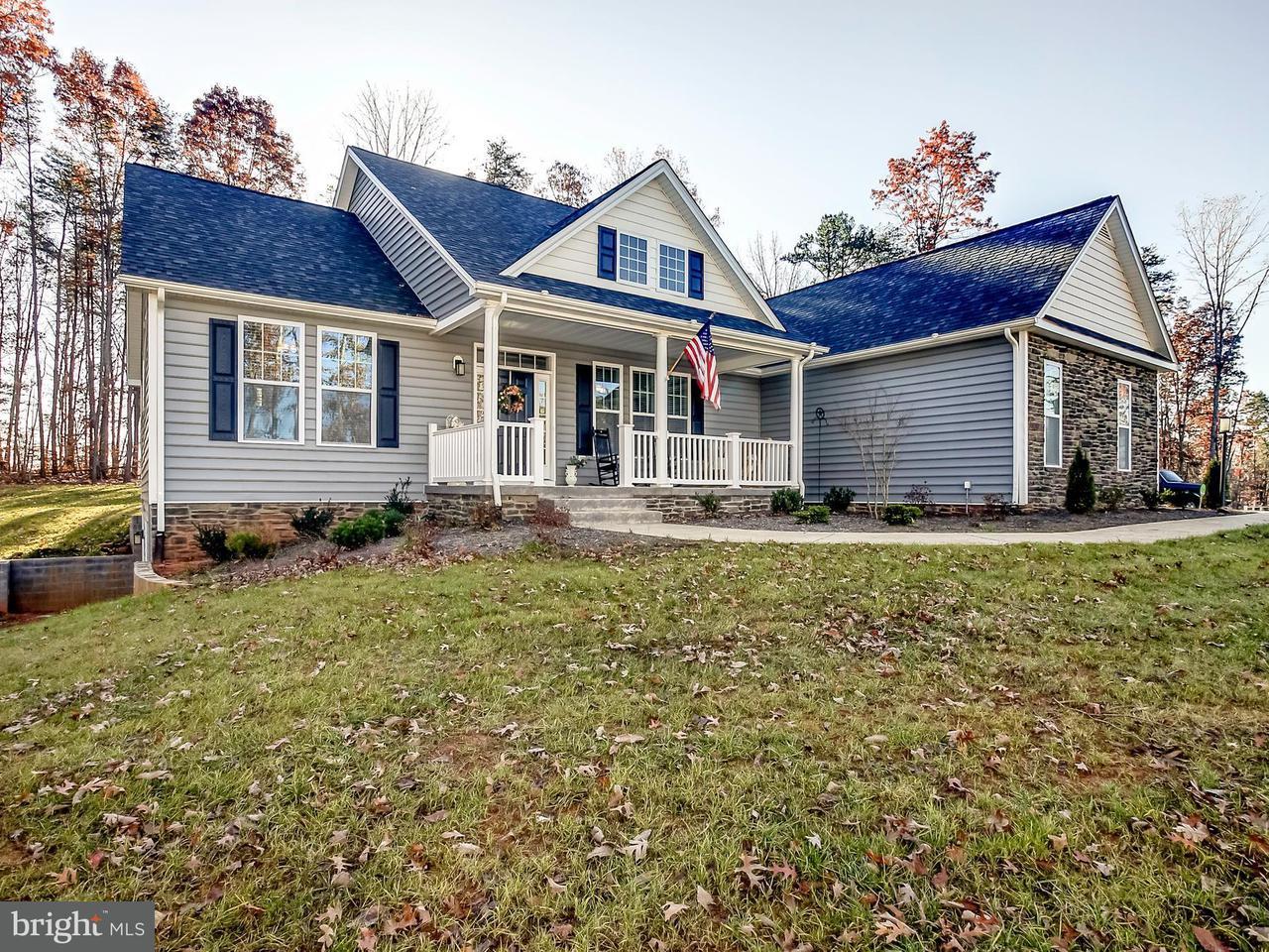 Maison unifamiliale pour l Vente à 378 Kenwood Lane 378 Kenwood Lane Ruckersville, Virginia 22968 États-Unis