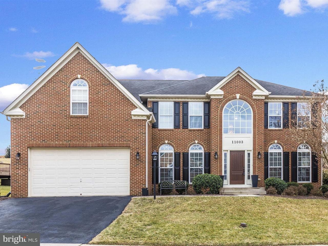 Casa Unifamiliar por un Venta en 11003 Country Club Road 11003 Country Club Road New Market, Maryland 21774 Estados Unidos