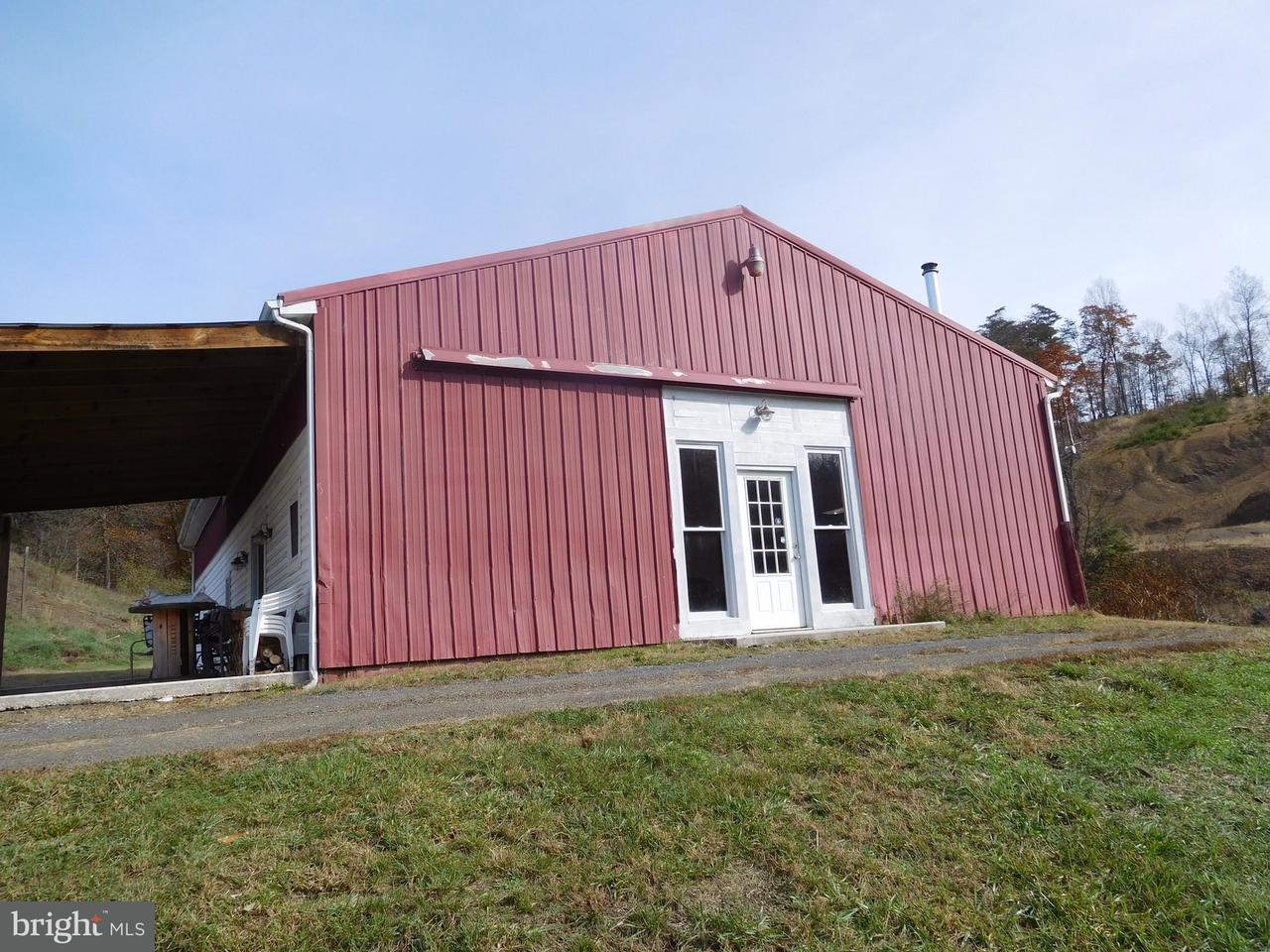 Single Family for Sale at 7580 Purgitsville Pike Purgitsville, West Virginia 26852 United States
