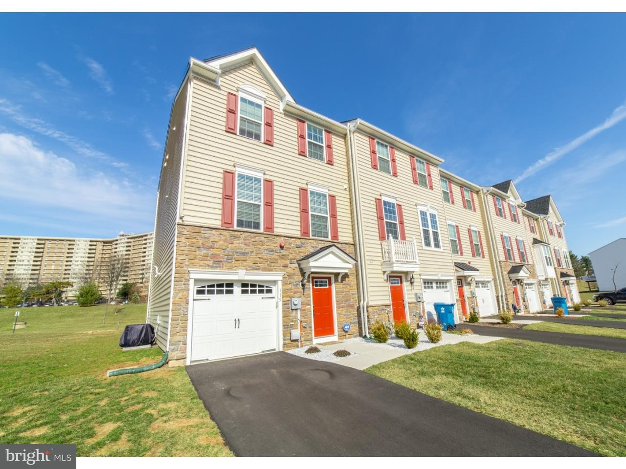 Townhouse for Sale at 115 OLD CEDARBROOK Road Wyncote, Pennsylvania 19095 United States