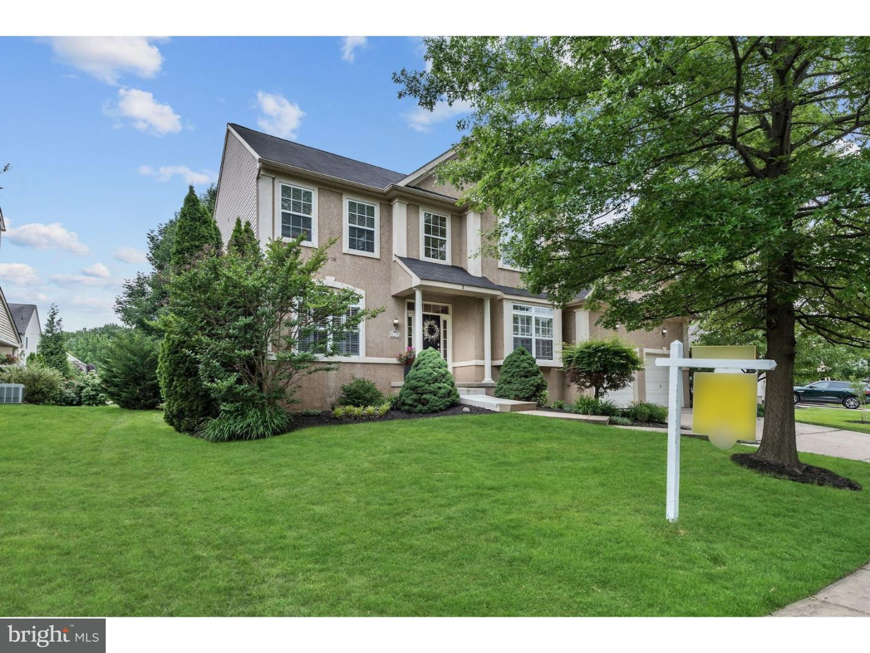 Maison unifamiliale pour l Vente à 5 ASCOT Drive Cinnaminson, New Jersey 08077 États-Unis