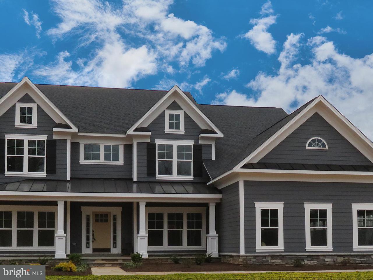 Частный односемейный дом для того Продажа на 3825 Maple Hill Road 3825 Maple Hill Road Fairfax, Виргиния 22033 Соединенные Штаты