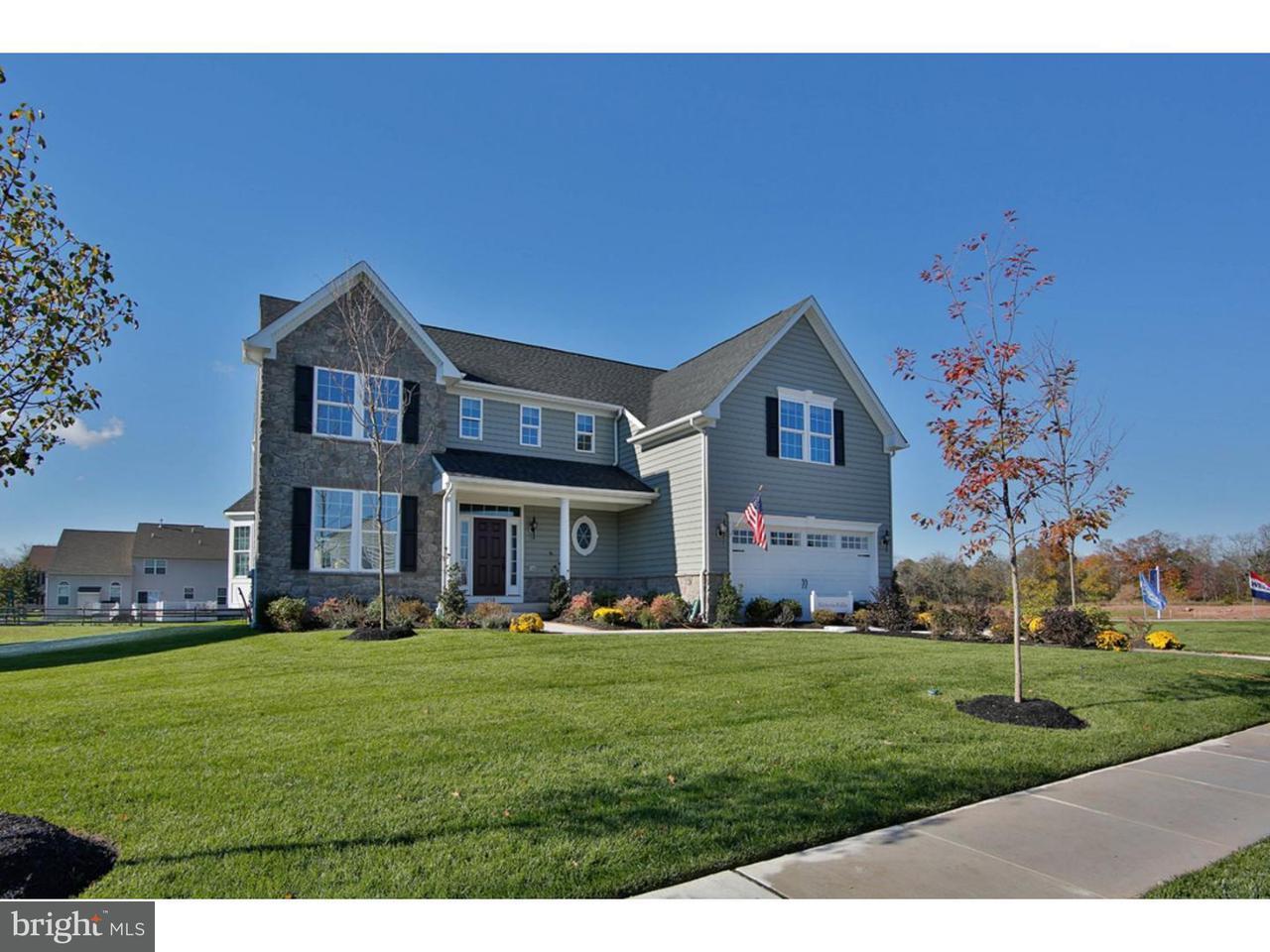 Частный односемейный дом для того Продажа на 3 EASTON Lane Mount Royal, Нью-Джерси 08061 Соединенные Штаты