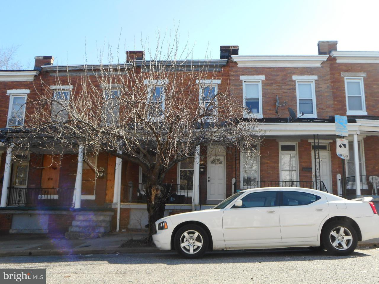 Single Family for Sale at 2225 Sidney Ave Baltimore, Maryland 21230 United States