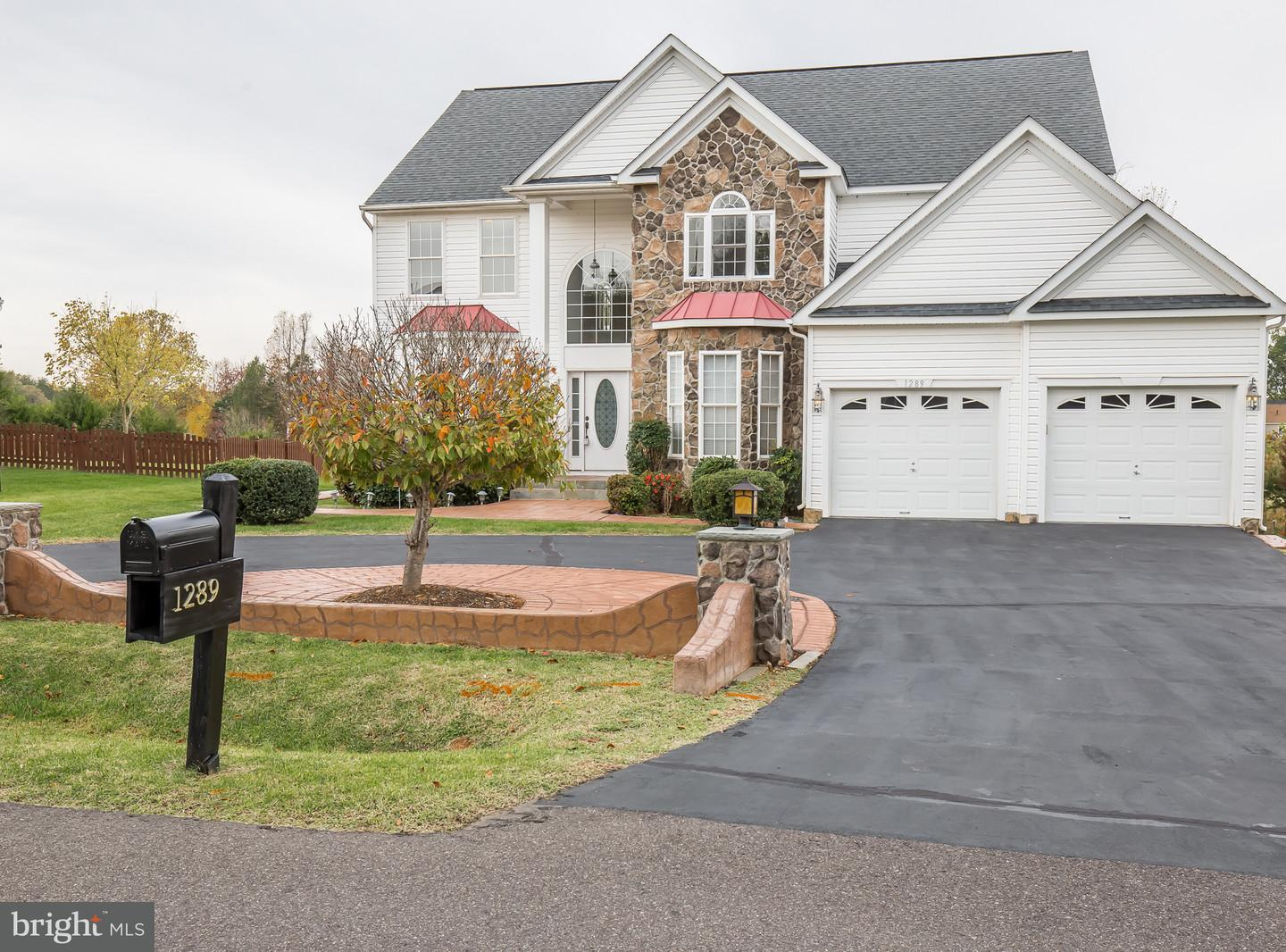 Single Family for Sale at 1289 Greenfield Ct Locust Grove, Virginia 22508 United States