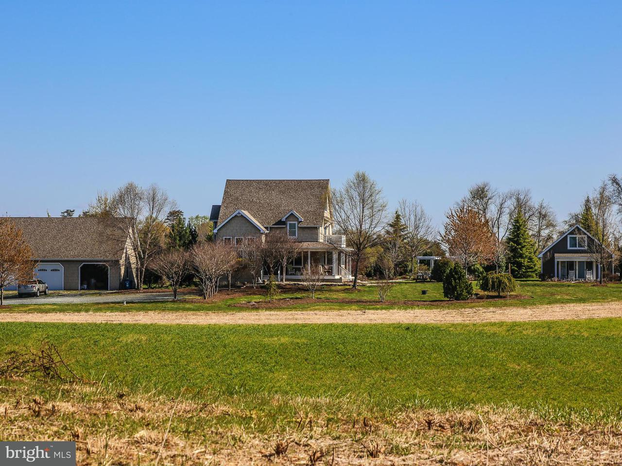 Farm for Sale at 13735 Eagles Nest Farm Ln Betterton, Maryland 21610 United States