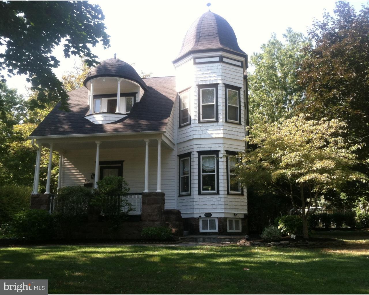 Частный односемейный дом для того Продажа на 146 SUMMIT Avenue West Trenton, Нью-Джерси 08628 Соединенные ШтатыВ/Около: Ewing Township