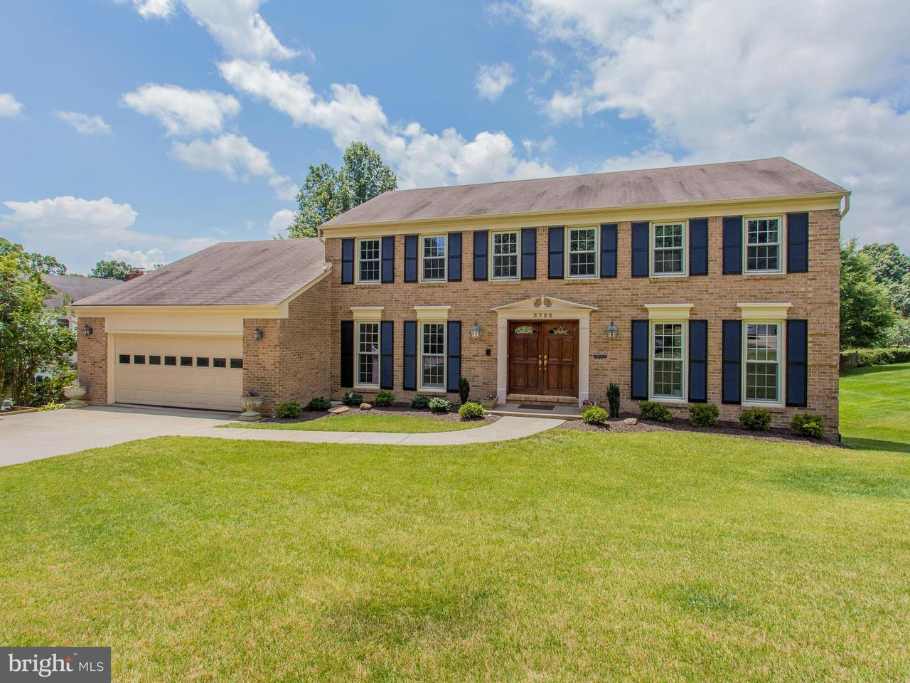 Single Family Home for Sale at 3722 Templeton Place 3722 Templeton Place Alexandria, Virginia 22304 United States