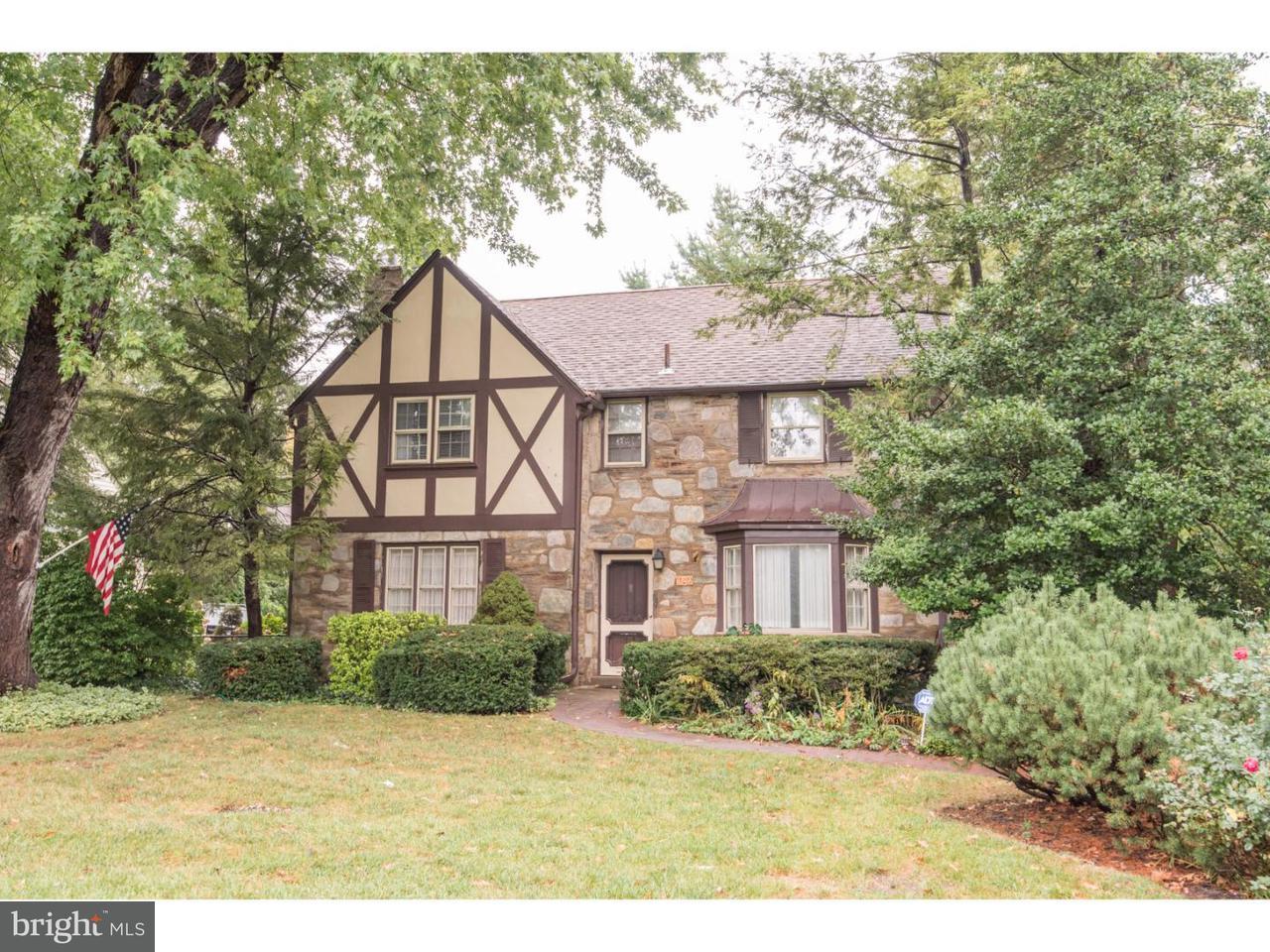 Частный односемейный дом для того Продажа на 929 STRATFORD Avenue Elkins Park, Пенсильвания 19027 Соединенные Штаты