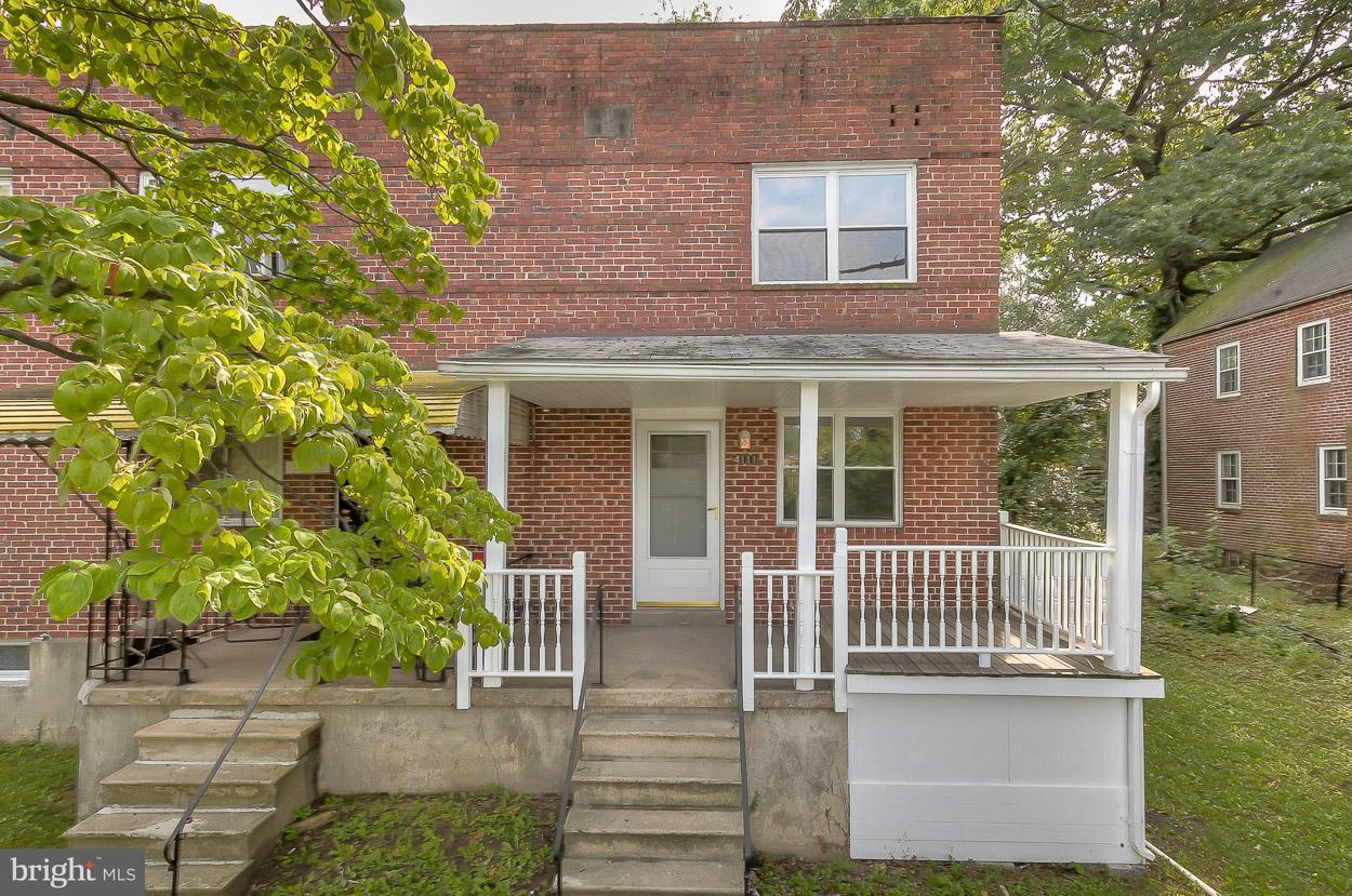 Single Family for Sale at 4111 The Alameda Baltimore, Maryland 21218 United States