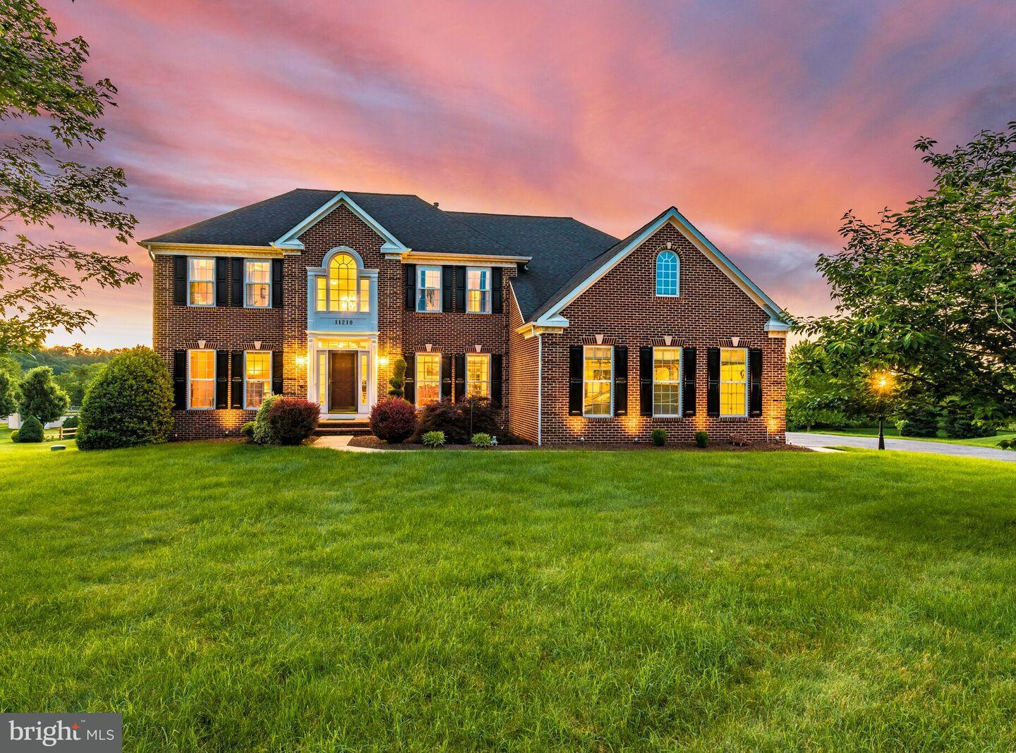 Single Family for Sale at 11210 Angus Way Woodsboro, Maryland 21798 United States