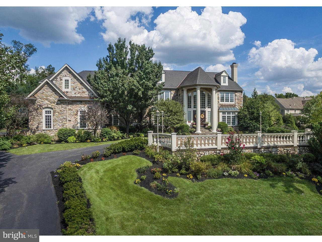 Single Family Home for Sale at 9 DEVONSHIRES Court Blue Bell, Pennsylvania 19422 United States