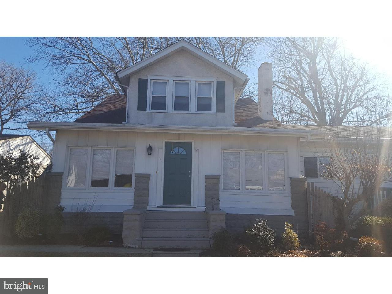 Single Family Home for Rent at 233 COTTAGE Avenue Horsham, Pennsylvania 19044 United States