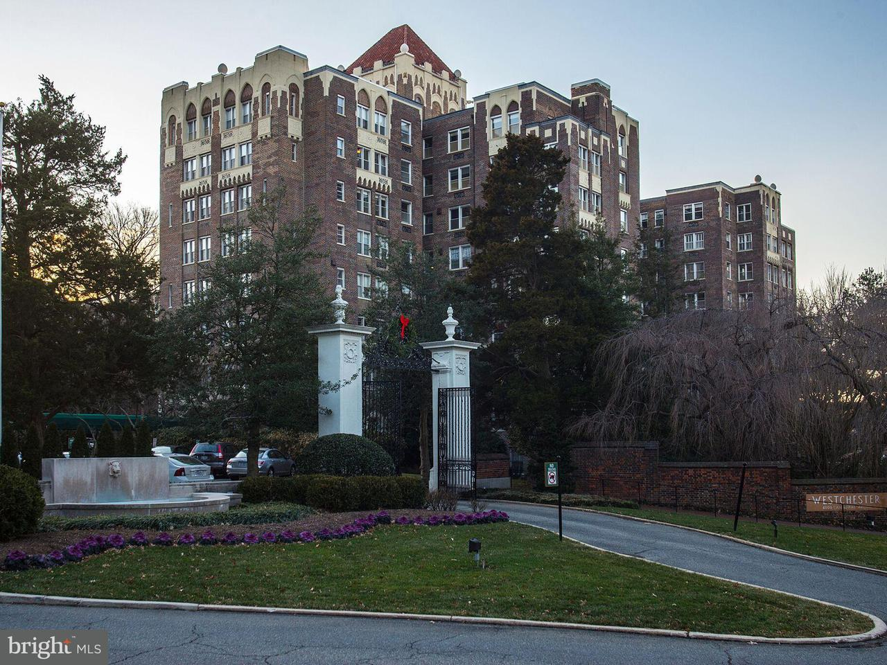 Condominium for Sale at 4000 Cathedral NW #601b Washington, District Of Columbia 20016 United States
