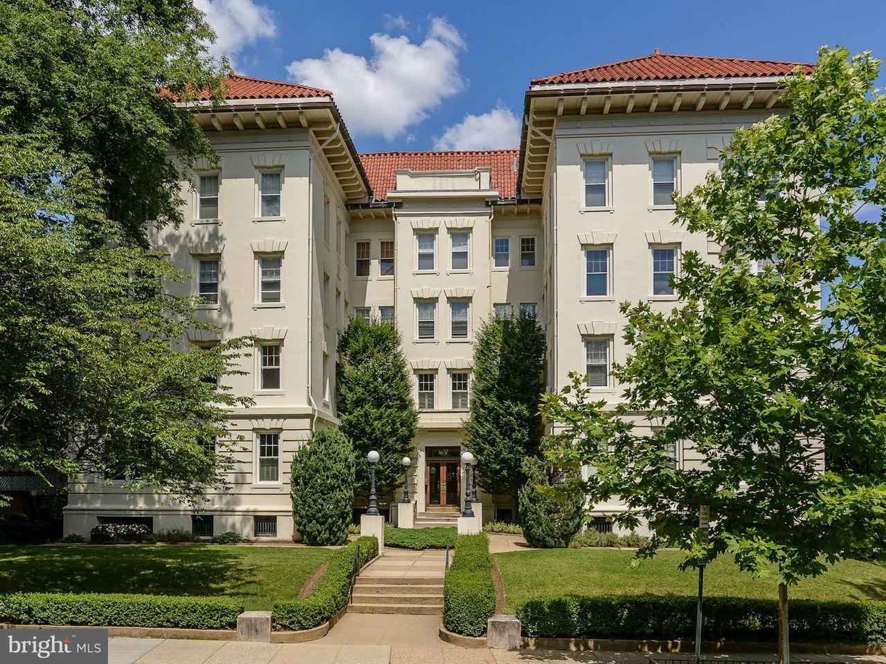 Single Family for Sale at 1657 31st St NW #310 Washington, District Of Columbia 20007 United States