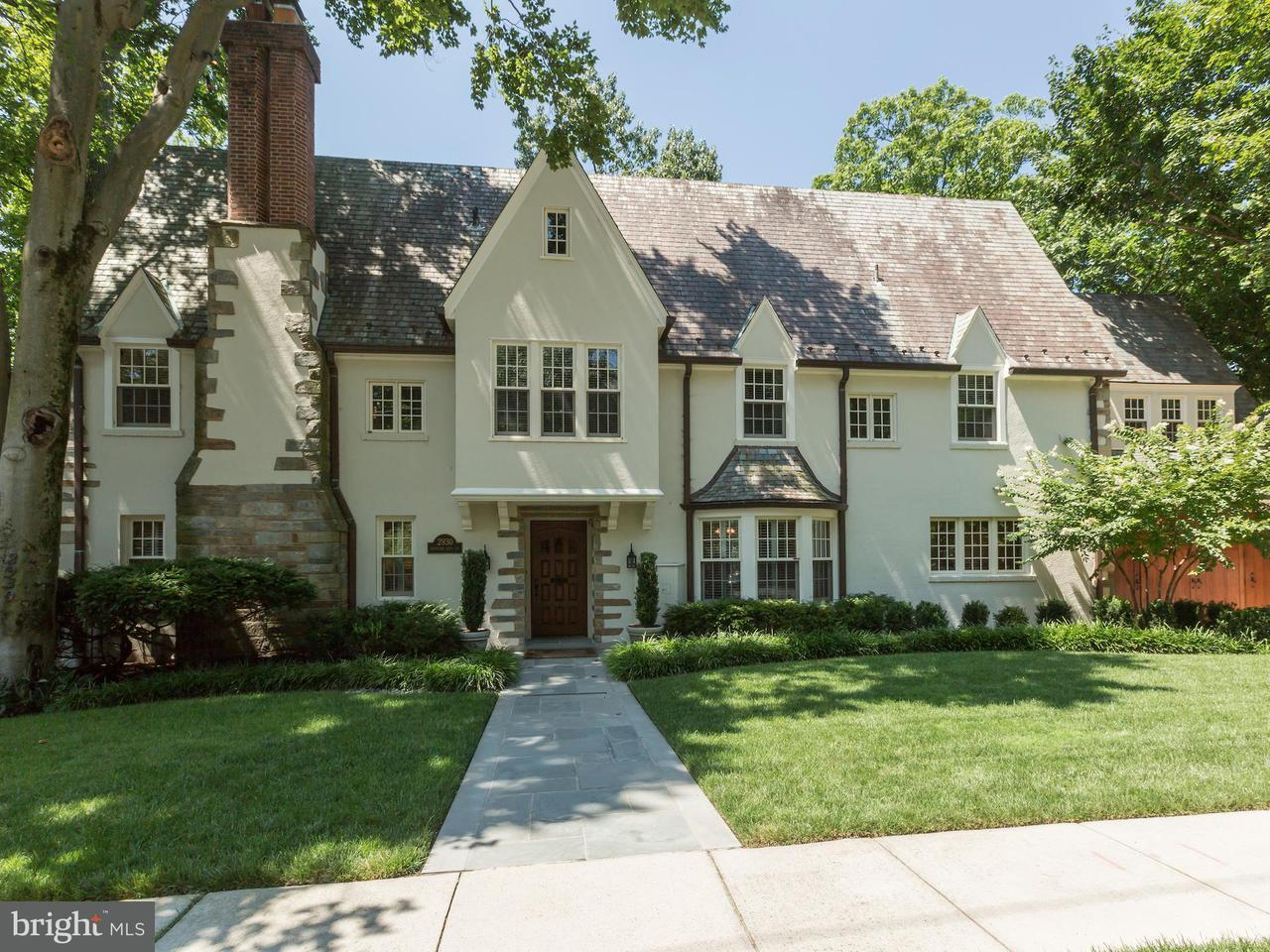 Single Family for Sale at 2930 Woodland Dr NW Washington, District Of Columbia 20008 United States
