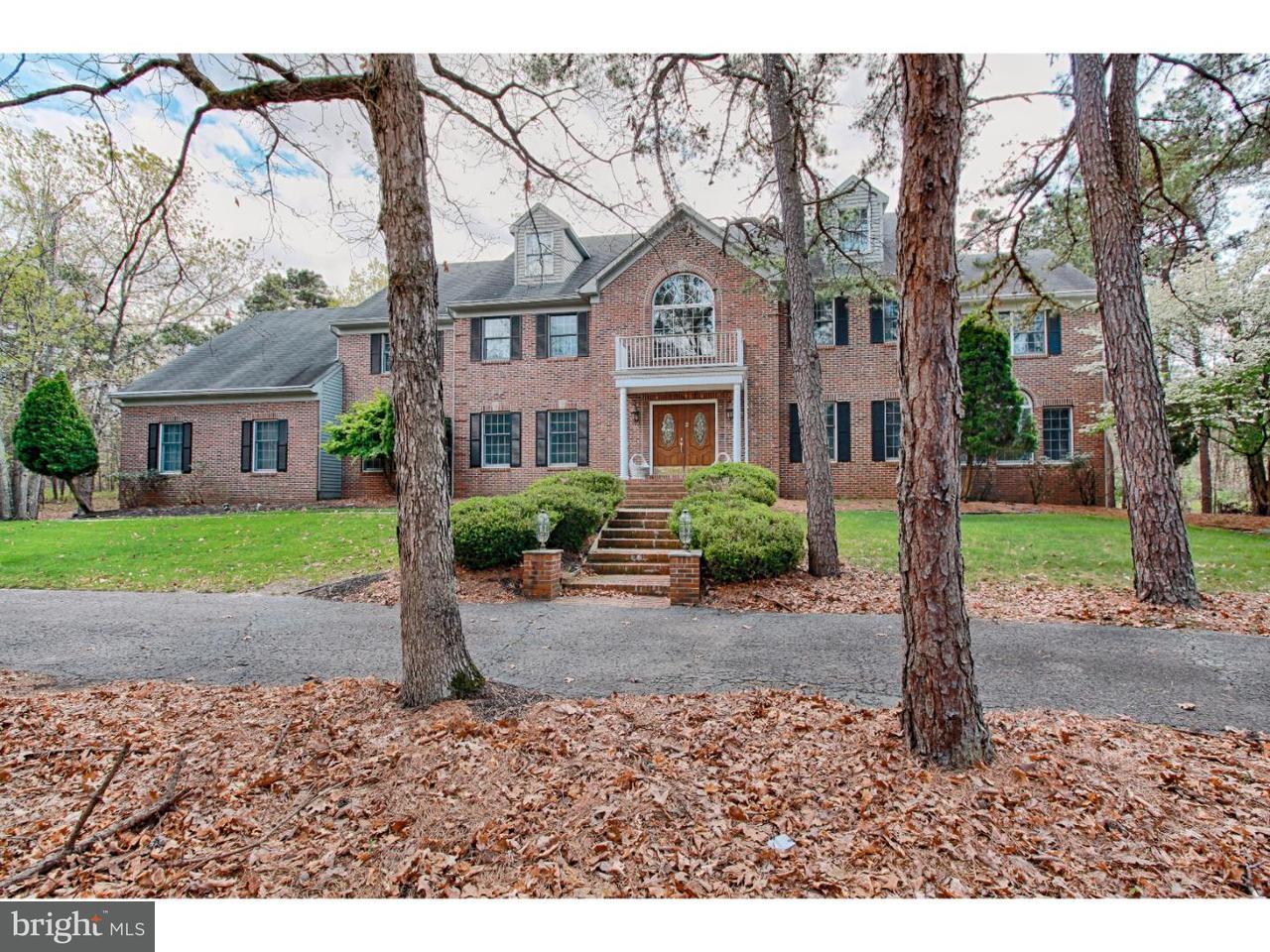 Частный односемейный дом для того Продажа на 2 WILDERNESS Drive Medford, Нью-Джерси 08055 Соединенные Штаты